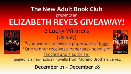 Goodreads giveaway 2